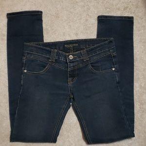 Denim - Faded Black Jeans